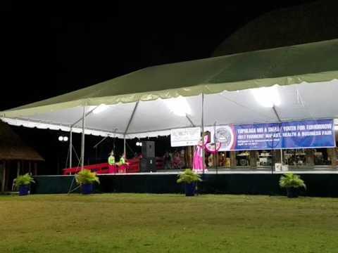 American Samoa International Flag Day 2017 Korean Community performance (아메리칸사모아 플랙데이행사)