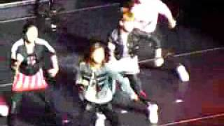 fancam f x chu new generation live in yokohama