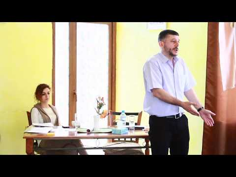 """Young Activist"" Project: Workshop in Hrazdan, Kotayq region - 1"