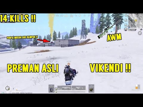 SADISS !! BEATBOXER NGERAMPOK SUPPLY LAWAN PAKE AWM !! - Pubg Mobile Indonesia