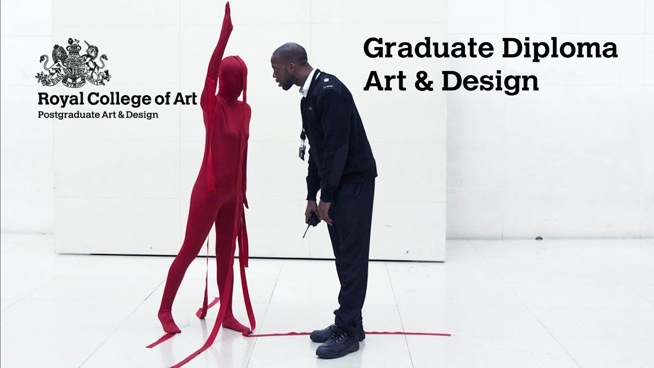Rca Graduate Diploma Art Design Youtube