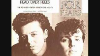 Tears For Fears - Head Over Heels (HQ Video) thumbnail