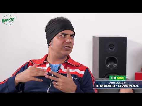 Maksat Muhabbet - UEFA Şampiyonlar Ligi Finali