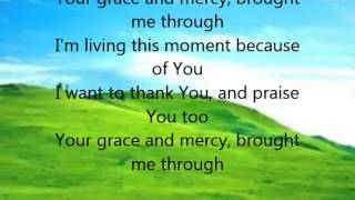 """Your Grace and Mercy"" video and lyrics by the Mississippi Mass Choir"