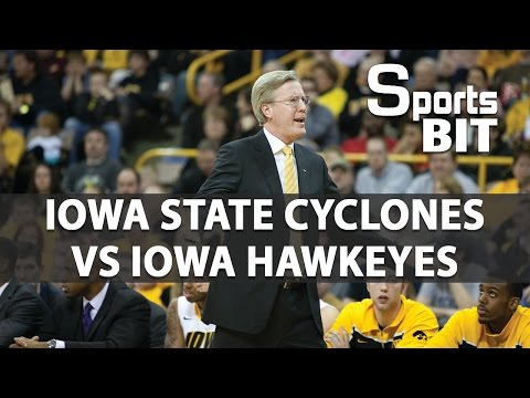 Iowa State Cyclones vs Iowa Hawkeyes | Sports BIT | College Basketball Preview