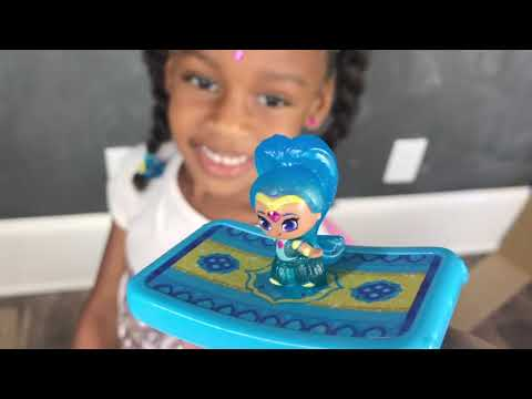Thumbnail: Baby Doli Play and Surprise Baby Doll Toys Shimmer and Shine