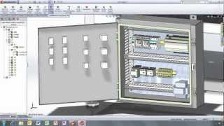 SolidWorks 2013: SolidWorks Electrical(Enables quick design of electrical systems including system wiring and interconnections, and provides another bridge between mechanical and electrical ..., 2012-09-10T13:27:01.000Z)