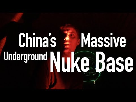 Inside the Chinese Military's Secret Nuclear Mega Base // Along the Yangtze Day 2