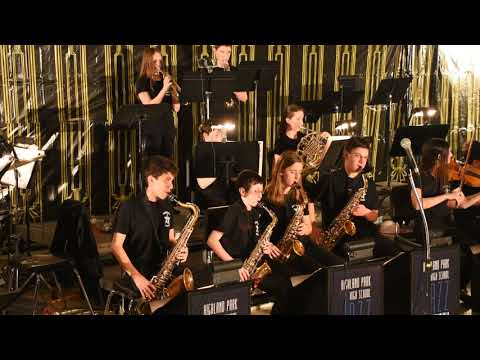 Edgewood Middle School performs Don't Bb Blues