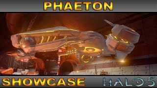 Phaeton - Legendary Vehicle Showcase - Halo 5 Guardians
