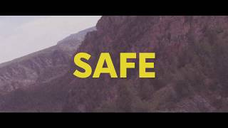 "Neon Feather - ""Safe"" feat. Chris Cron (Official Lyric Video)"