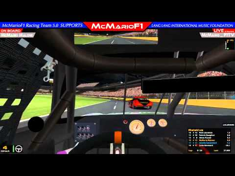 Iracing Race Charlotte Motor Speedway Mcmariof1