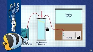 How to Use a Kalkwasser Reactor to Maintain Calcium & Alkalinity