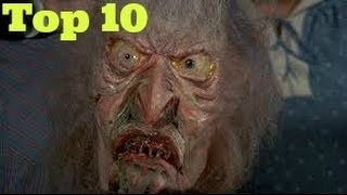 Top 10: Horror Movies so Bad They