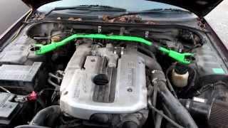 Nissan Skyline 2001 г. в. Видеообзор Ниссан Скайлайн R 34