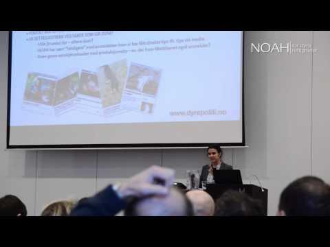 Foredrag for Mattilsynet og Politiet 21. januar 2015