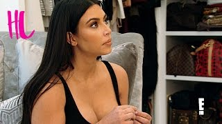 'KUWTK' Premiere: Kim Convinces Khloe To Strip For 'Complex' Cover