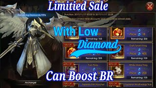 Boost BR With Low Diamond,Limitied Sale, Legacy of Discord