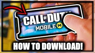 How to Download Call of Duty Mobile On iOS (iPhone/iPad) (How to Play COD Mobile On iOS Install)