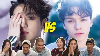 Choosing Between BTS and SEVENTEEN | Kool Oppas & Unnies