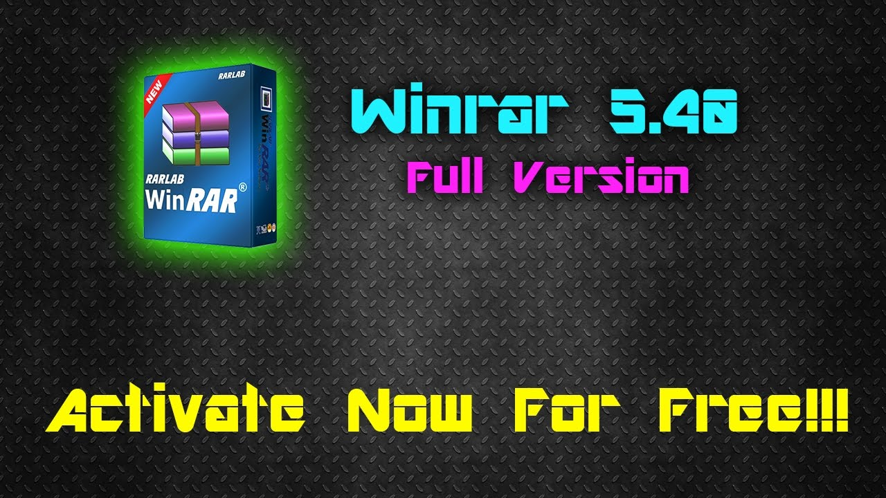 winrar latest version free download for windows 7 64 bit with crack