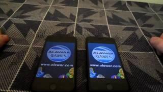 Сравнение iPhone 7 32гб и 256гб, тест скорости загрузки. 32gb vs 256gb
