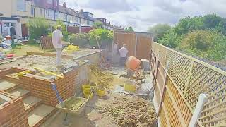 Abandoned London Garden Transformation (Time-Lapse)