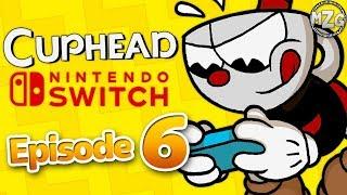 Cuphead Nintendo Switch Gameplay Walkthrough - Episode 7 - The End