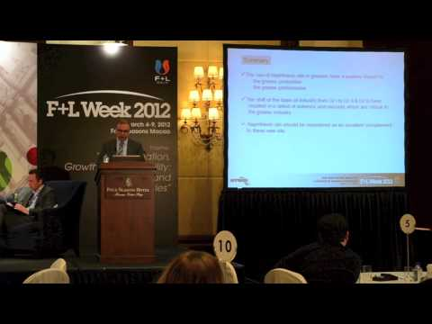6th Asia-Pacific Base Oil, Lubricant & Grease Conference: Mehdi Fathi-Najafi