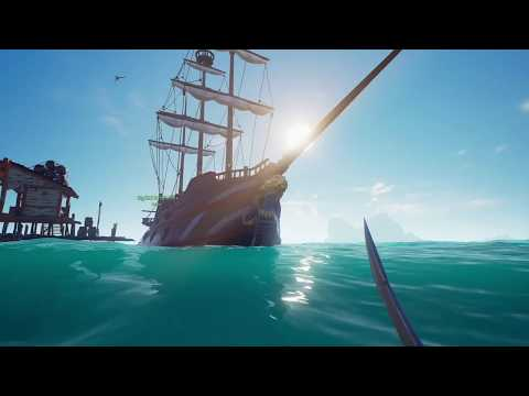 SoT - Sea of Thieves ADMIRAL HULL + SOVEREIGN FIGUREHEAD (360 view)!