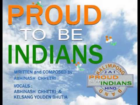INDIAN PATRIOTIC SONG (New 2017)  PROUD TO BE INDIANS