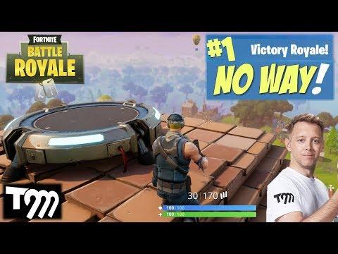 I SHOULD NOT BE ALIVE in Fortnite: Battle Royale