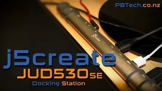 j5create JUD530SE - PB Tech Expert Review (JUD530SE)