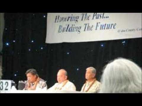 Hawaii Governors Discuss Politics