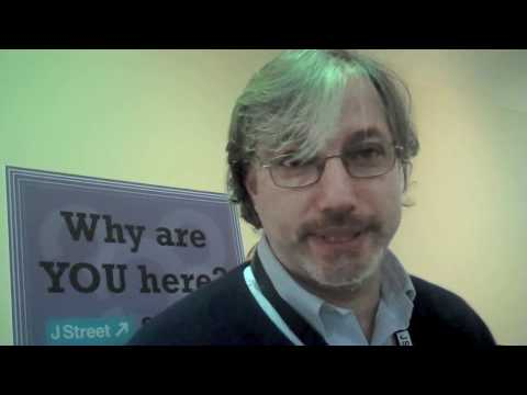 Eric Alterman talks to Jewcy at J Street 2011