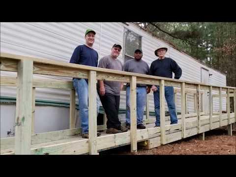 Texas Ramp Project - Chandler, Texas (02/09/2018)