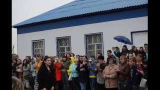 Виктория Райдос приехала в Воронежское село, Блокнот Россошь, сентябрь 2016