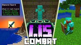 Minecraft 1.15: [Snapshot] Co Nowego? Nowe Mechaniki Walki! Stare PVP Wraca?!