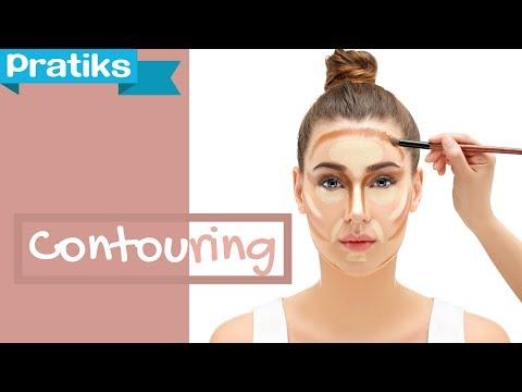 Maquillage - Comment faire un contouring ?