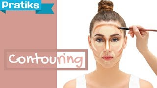 Maquillage - Comment faire un contouring ?