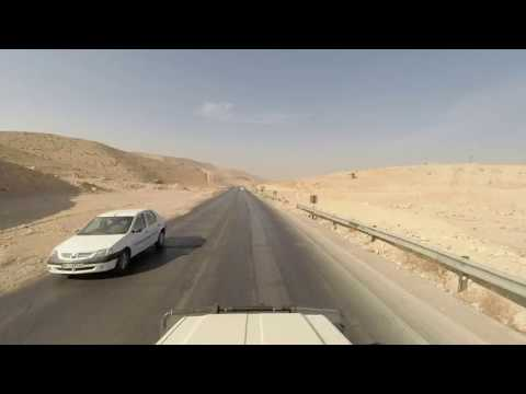 Backroad Vagrants in Iran - Part 2: Via Tehran and the West to Shiraz