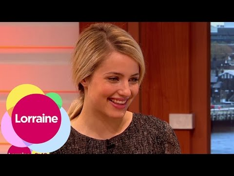 Dianna Agron On Her Career | Lorraine