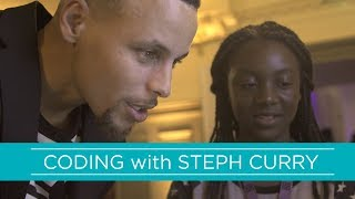 Coding with Stephen Curry