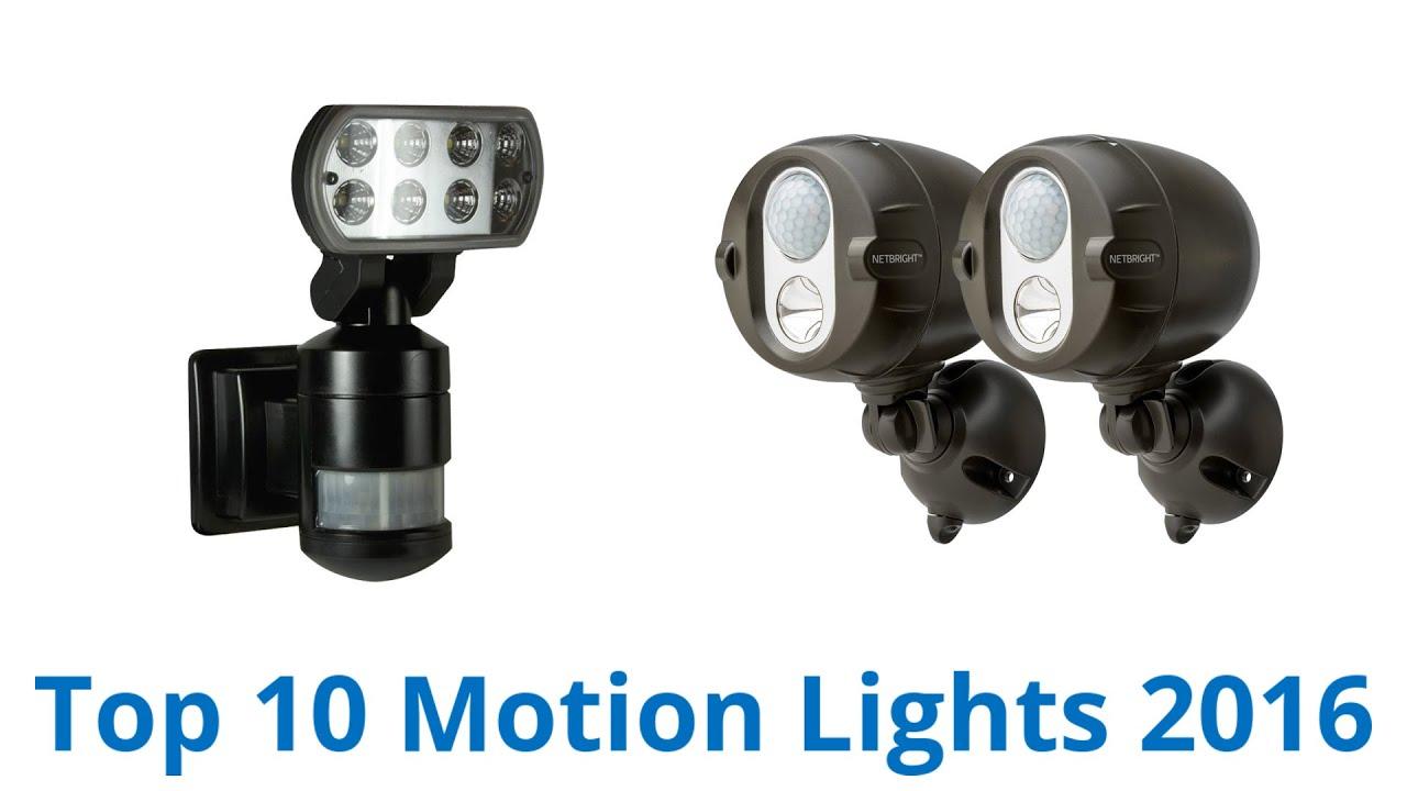 Best Motion Lights Outdoor 10 best motion lights 2016 youtube 10 best motion lights 2016 workwithnaturefo