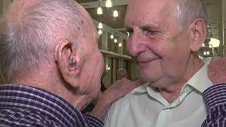 102 летний выживший в Холокосте нашёл семью, о которой не подозревал (новости)