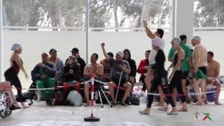 البطولة الوطنية للسباحة الموسم الرياضي 2015 : 2016