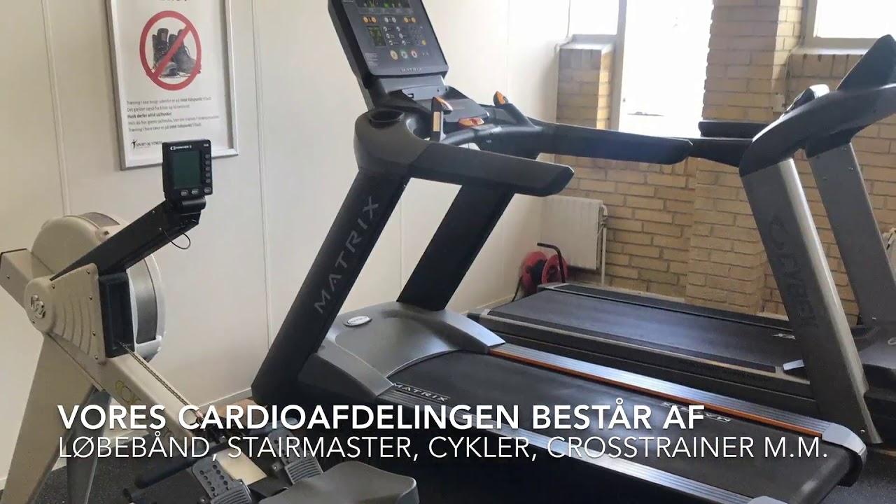 Ultramoderne Velkommen til Sport og Fitness Stavtrup – Dit Center IO-45