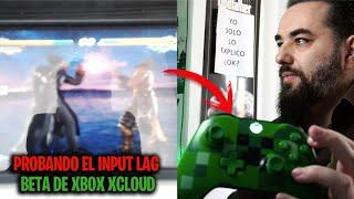 Xbox Xcloud BETA PROBADA en MEJORES CONDICIONES que en el Streaming de ayer ¿Mejora el INPUT LAG?