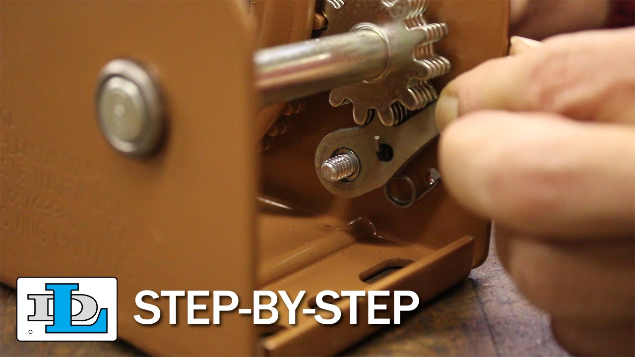Replacing a 6290A Ratchet Repair Kit - Step-By-Step
