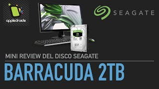 Disco Seagate Barracuda mini review
